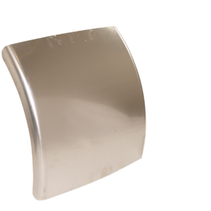 rhino alloy smooth quarter mudguard for under trucks and trailers