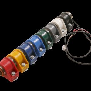 Rhino plastic clamp colour range PLCL