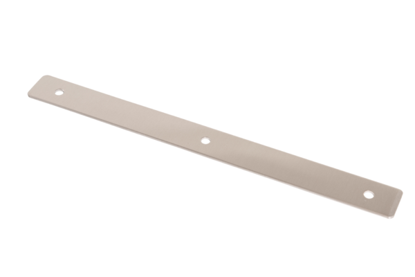 Rhino mudflap bar - 3mm alloy smooth 440m wide for single guard