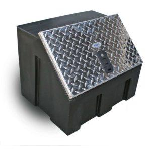 rhino toolbox sloping metal door